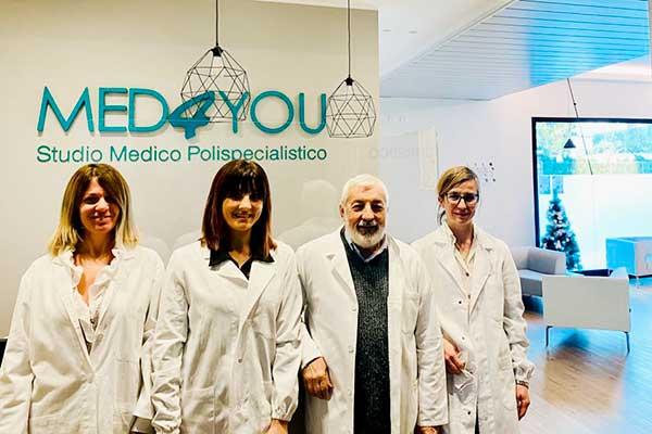 """Salute e benessere """"Med4You"""". Una medicina territoriale altamente specializzata a misura di cittadino"""